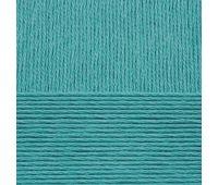 Пехорский текстиль Детский хлопок  Зеленая бирюза