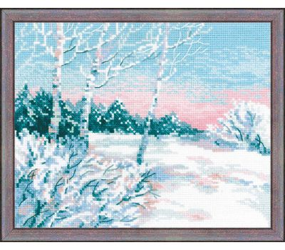 """1541 Набор для вышивания """"Риолис"""" Зимнее утро, 1541"""