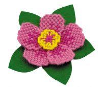 """1624АС  Набор """"Риолис"""" Магнит Цветок 8,5*8 см"""
