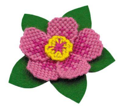 """1624АС  Набор """"Риолис"""" Магнит Цветок 8,5*8 см, 1624АС"""