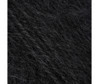 YarnArt Angora De Luxe Черный