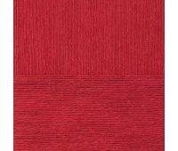 Пехорский текстиль Вискоза натуральная Красный мак
