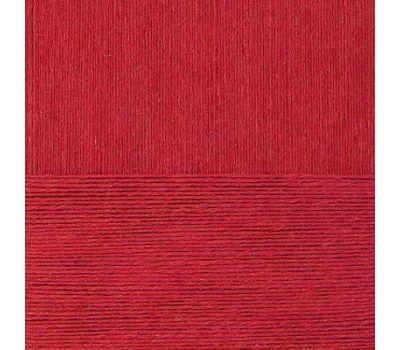 Пехорский текстиль Вискоза натуральная Красный мак, 88