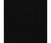 Пряжа Пехорский текстиль Крапивная Черный