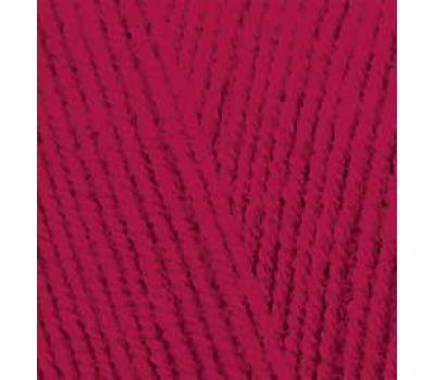 Alize Lanagold FINE Темно красный, 390