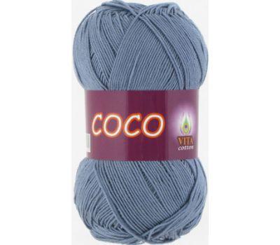 Vita cotton Coco Потертая джинса, 4331