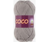Vita cotton Coco Серый