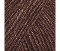 YarnArt Jeans Горький шоколад