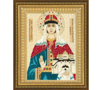"""1454 Набор для вышивания """"Риолис"""" Св Анна Новгородская 29х35 см, 1454"""