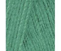 Alize Angora real 40 Античный зеленый