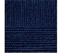 Пехорский текстиль Народная Темно синий