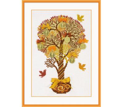 """1294 Набор для вышивания """"Риолис"""" Денежное дерево 21х30 см, 1294"""