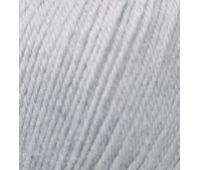 Alize Baby wool Св серый
