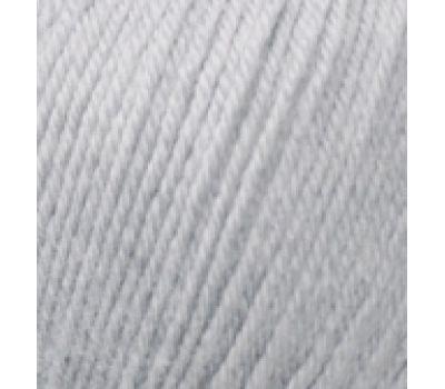 Alize Baby wool Св серый, 52