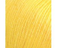 Alize Baby wool Желтый