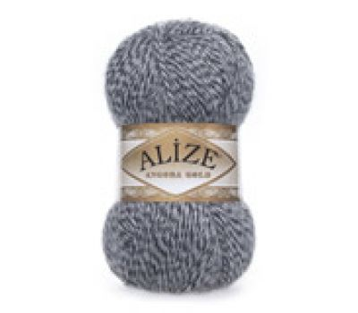 Alize Angora GOLD Серый мулине, 700