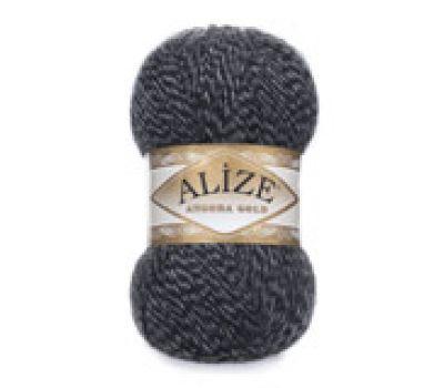 Alize Angora GOLD Антрацит мулине, 701