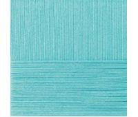 Пехорский текстиль Классический хлопок Светлая бирюза