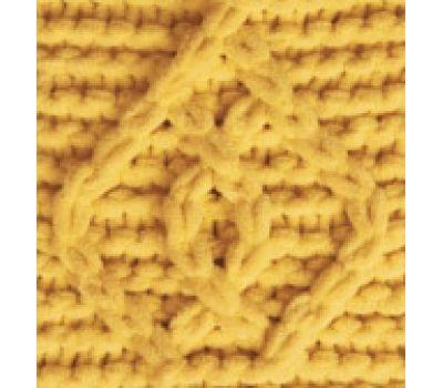 Alize Puffy FINE Темно желтый, 281