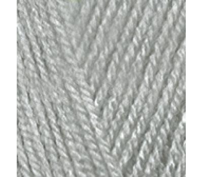 Alize Sekerim BEBE Серебряно серый, 344