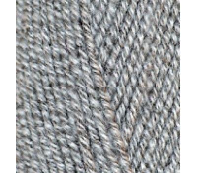 Alize Lanagold Ср серый меланж, 651