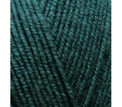 Alize Lanagold FINE Темно зеленый, 426