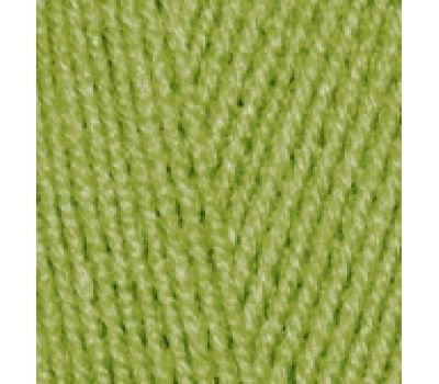 Alize Lanagold 800 Зеленая черепаха, 485