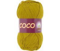 Vita cotton Coco Горчичный