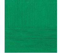 Пехорский текстиль Классический хлопок Яркая зелень