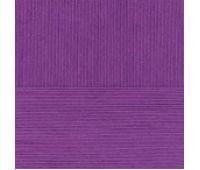 Пехорский текстиль Цветное кружево Фиалка