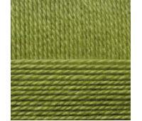 Пехорский текстиль Мериносовая Зеленый горошек
