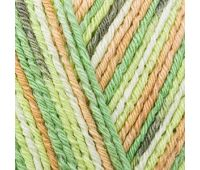 Пряжа Schachenmayr Regia Cotton Color /Коттон Колор/ (72% хлопок, 18% полиамид, 10% полиэстер), 100г/420м (02418, Tutti Frtti!) 9801621