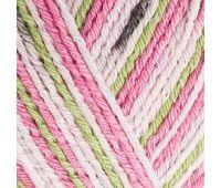 Пряжа Schachenmayr Regia Cotton Color /Коттон Колор/ (72% хлопок, 18% полиамид, 10% полиэстер), 100г/420м (02419, Tutti Frtti!) 9801621