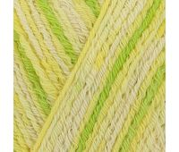 Пряжа Schachenmayr Regia Cotton Color /Коттон Колор/ (72% хлопок, 18% полиамид, 10% полиэстер), 100г/420м (02424, Tutti Frtti!) 9801621