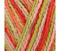 Пряжа Schachenmayr Regia Cotton Color /Коттон Колор/ (72% хлопок, 18% полиамид, 10% полиэстер), 100г/420м (02426, Tutti Frtti!) 9801621
