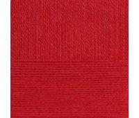 Пехорский текстиль Ангорская теплая Красный мак
