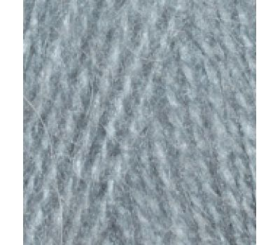Alize Angora real 40 PLUS Угольно серый, 87