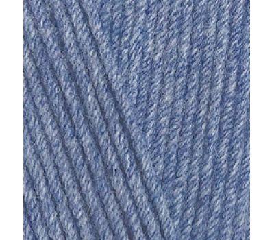 Alize Cotton gold Голубой меланж, 374