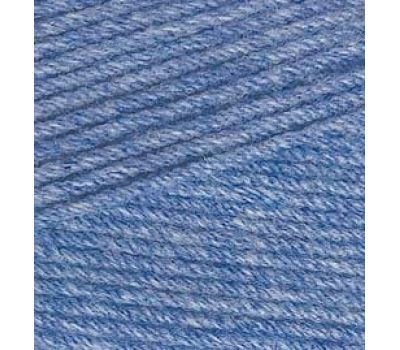 Alize Cotton gold PLUS Голубой меланж, 374