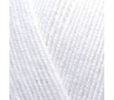 Alize Lanagold 800 Белый, 55