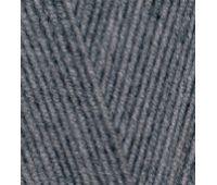 Alize Lanagold 800 Средне-серый меленж