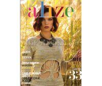 Журнал Alize Весна-лето 33 модели