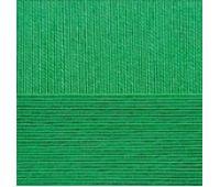 Пехорский текстиль Цветное кружево Яркая зелень
