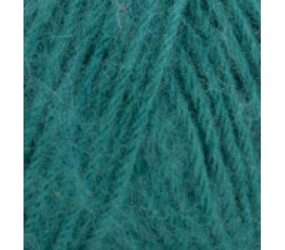 Alize Angora real 40 PLUS Античный зеленый, 507