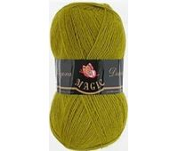 Magic Angora Delicate Оливково зеленый