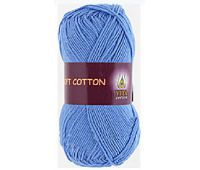 Vita cotton Soft cotton Голубой