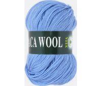 Vita Alpaka wool Голубой