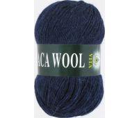 Vita Alpaka wool Темно синий