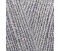 Alize Lanagold FINE Серый