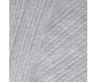 Alize Angora real 40  Серый
